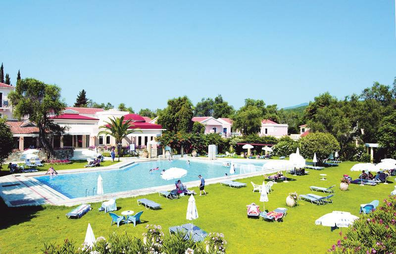 Hotel Apollo Palace - Messonghi - Corfu